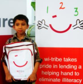CSR initiatives by wi-tribe