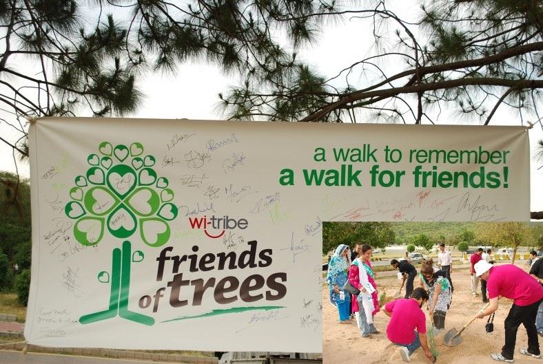 CSR Initiative by wi-tribe