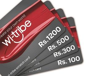 wi-tribe scratch cards